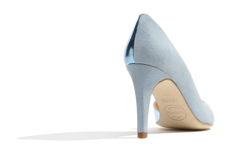 Zapatos de tacón Made by SARENZA Roudoudou #6 Azul vista de frente
