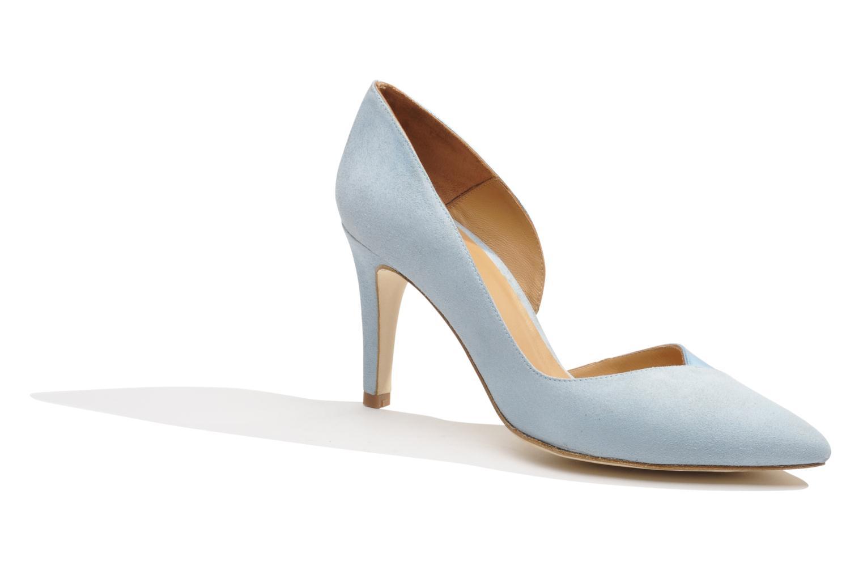 Zapatos de tacón Made by SARENZA Roudoudou #6 Azul vista lateral derecha