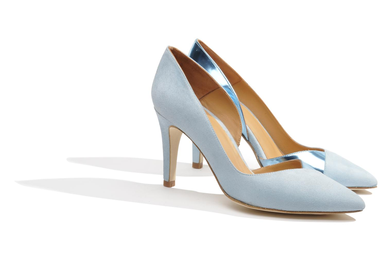 Zapatos de tacón Made by SARENZA Roudoudou #6 Azul vistra trasera