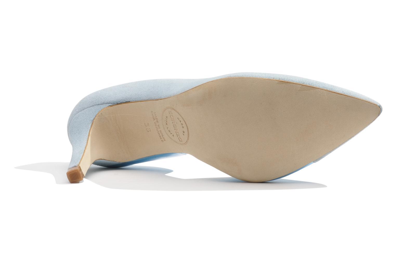Zapatos de tacón Made by SARENZA Roudoudou #6 Azul vista lateral izquierda