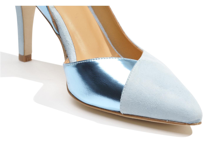 Zapatos de tacón Made by SARENZA Roudoudou #6 Azul vista de arriba