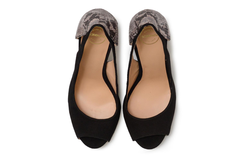 Escarpins Made by SARENZA Carioca Crew Escarpins #7 Noir vue portées chaussures