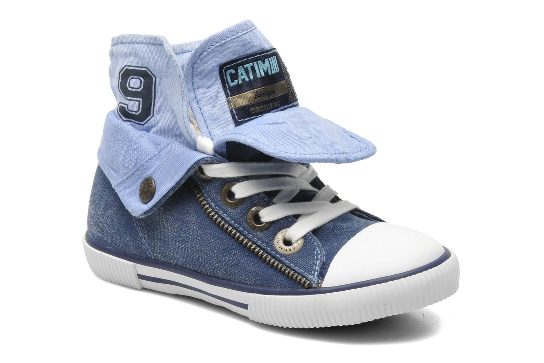 Baskets Catemaco bleu Catimini 1… nbFc5O