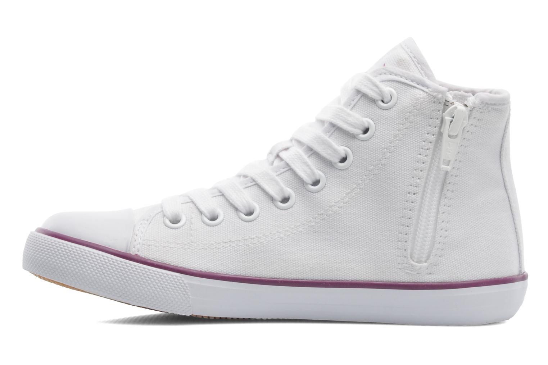 Sneaker Kangaroos KangaVulcT 2053 weiß ansicht von vorne