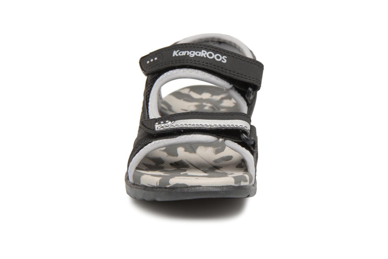 Sandaler Kangaroos Sinclair 2 Sort se skoene på