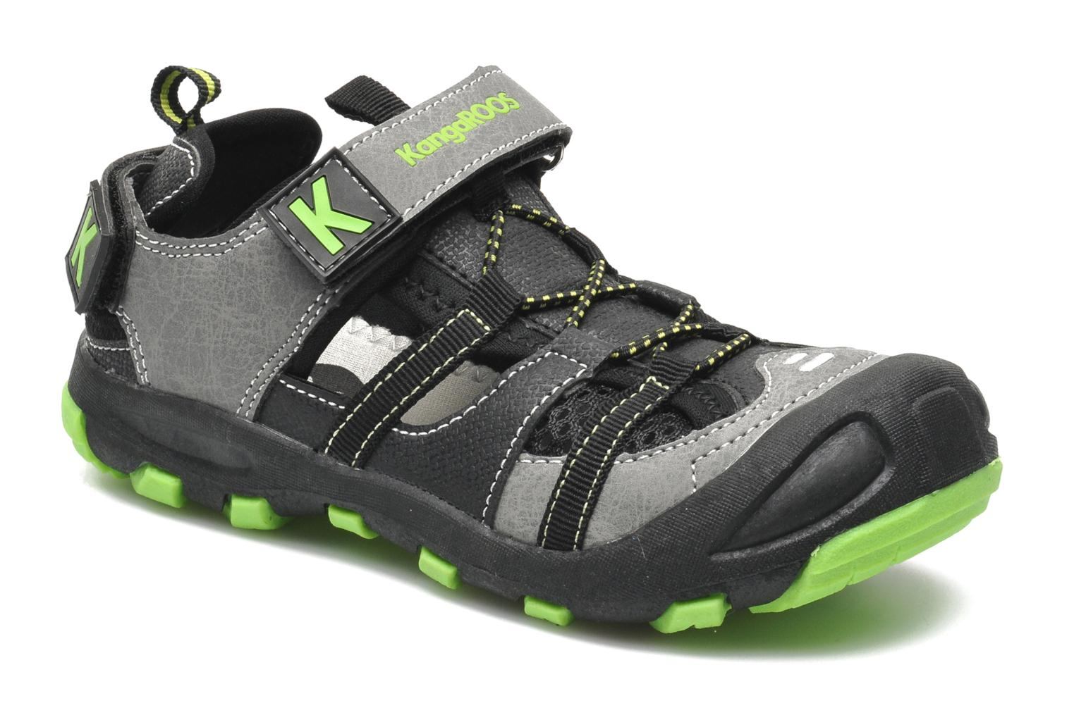KangaSpeed 2068 Mid Grey/Lime