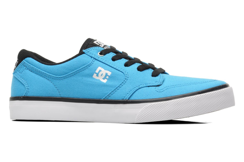 Sneaker DC Shoes NYJAH VULC TX blau ansicht von hinten