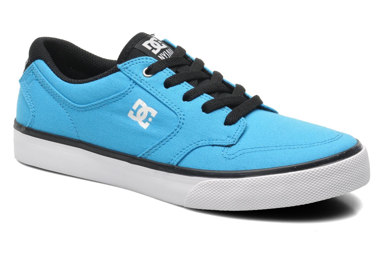 Sneaker DC Shoes NYJAH VULC TX blau detaillierte ansicht/modell