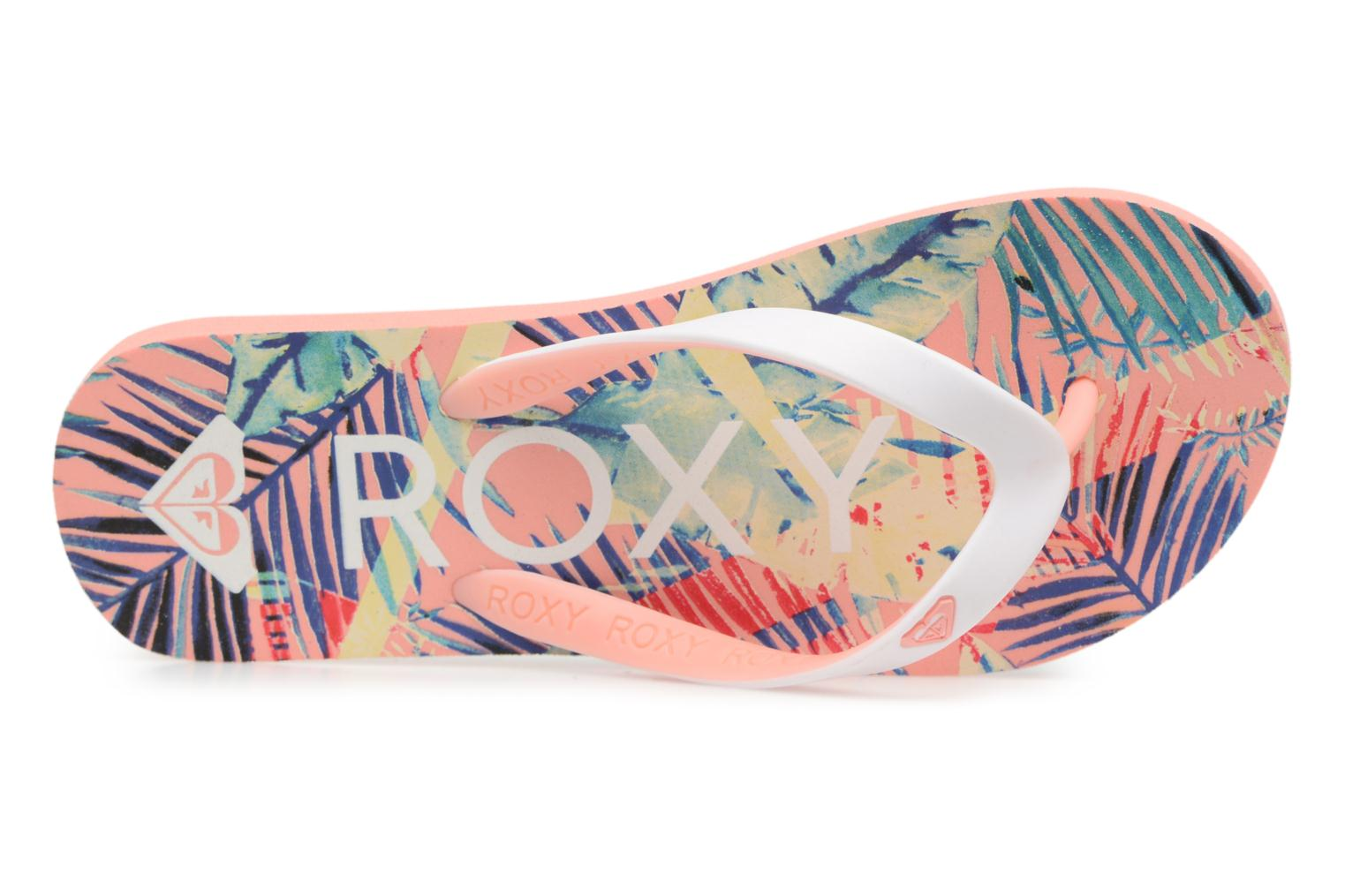 Tongs Roxy Rg Tahiti V Multicolore vue gauche