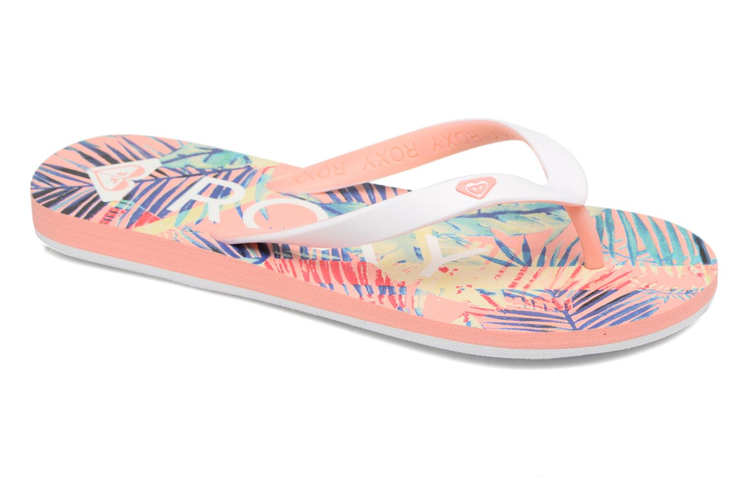 Tongs Roxy Rg Tahiti V Multicolore vue détail/paire