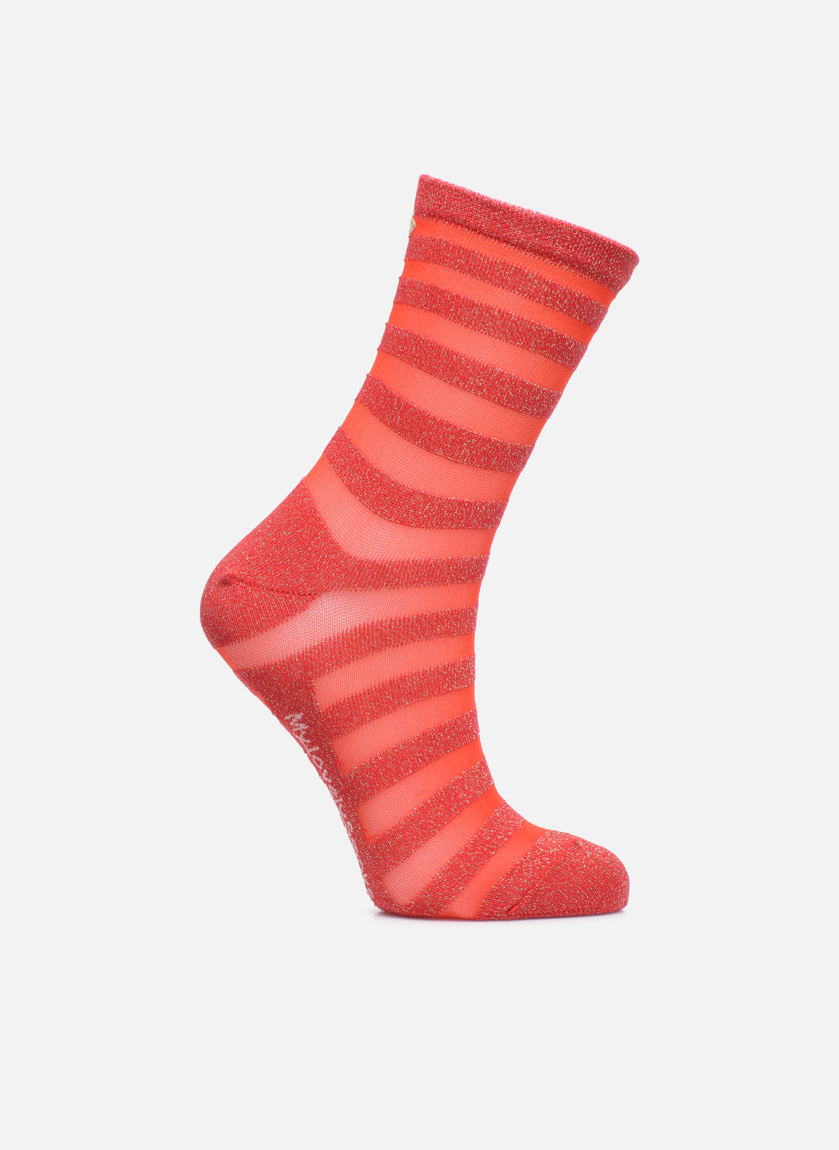Socks & tights My Lovely Socks Faustine Red detailed view/ Pair view