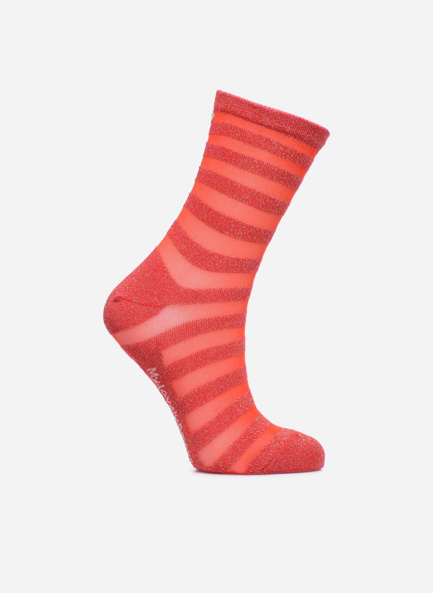 Calze e collant My Lovely Socks Faustine Rosso vedi dettaglio/paio