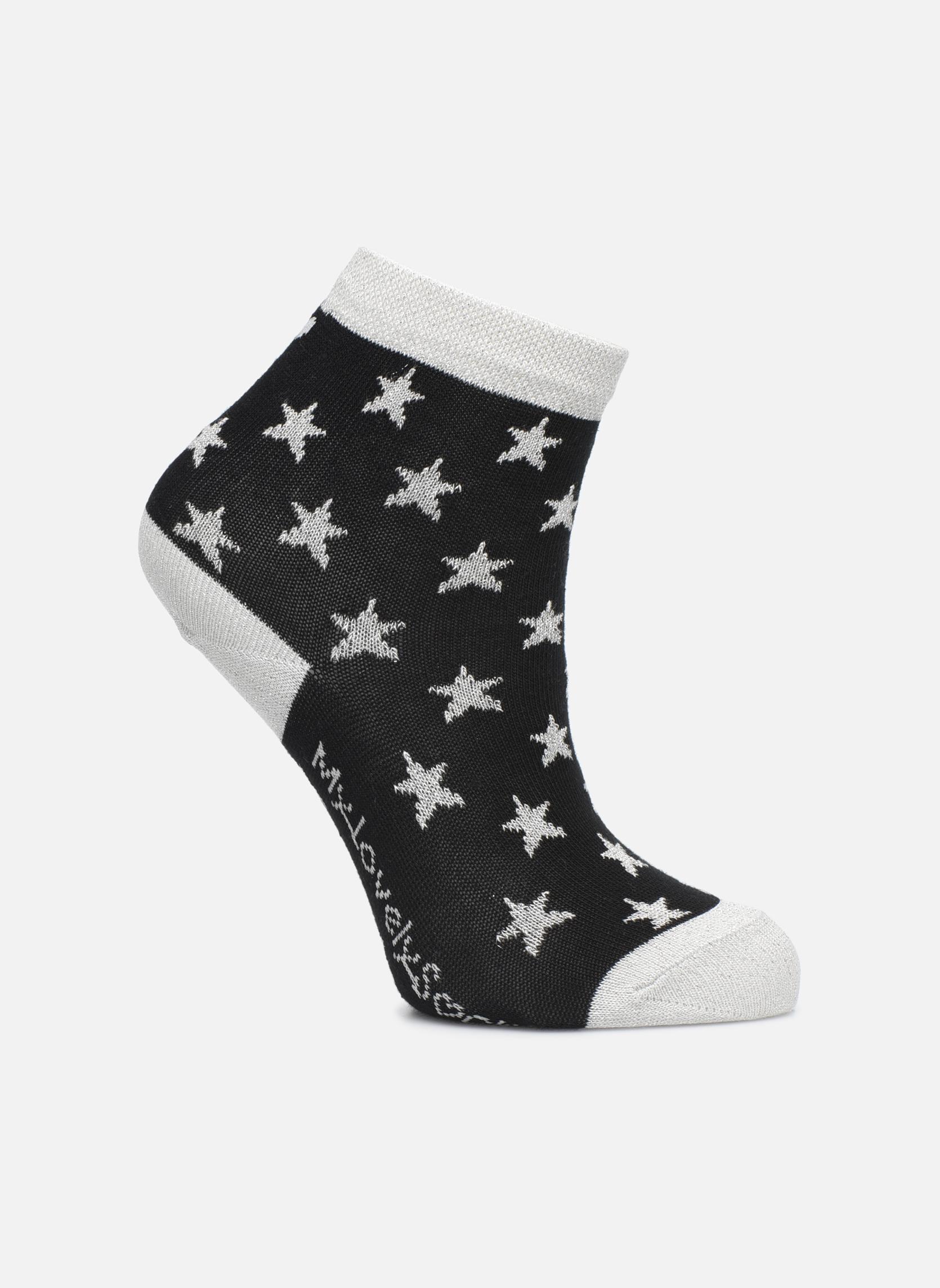 Celeste Stars noir et gris argenté