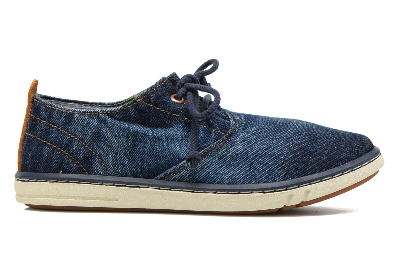 Trainers Timberland Hookset Handcrafted Ox Blue back view
