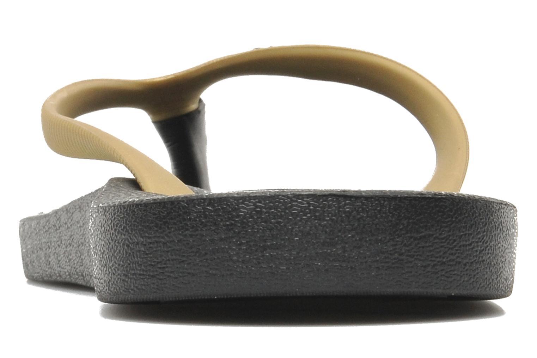 Zehensandalen Ozify Classic W gold/bronze ansicht von rechts