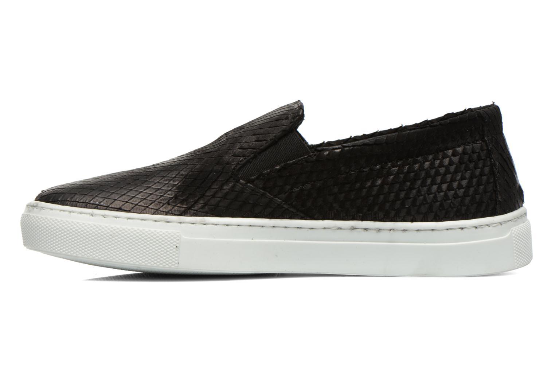 Sneakers Georgia Rose Periette Zwart voorkant