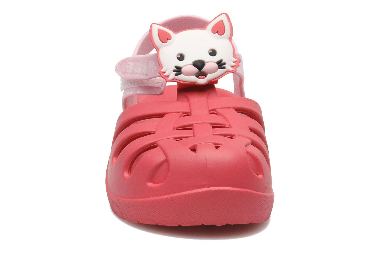 Sandales et nu-pieds Ipanema Summer Baby Rose vue portées chaussures