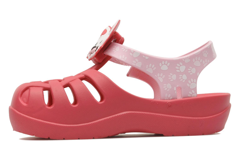 Sandales et nu-pieds Ipanema Summer Baby Rose vue face