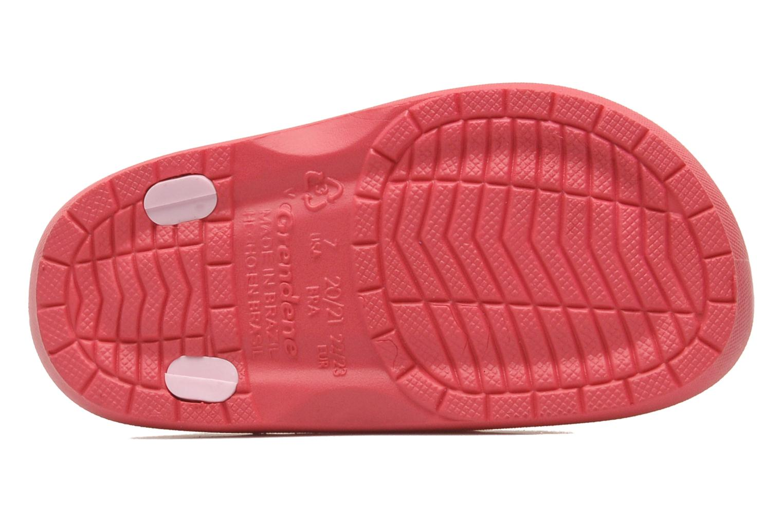 Sandales et nu-pieds Ipanema Summer Baby Rose vue haut