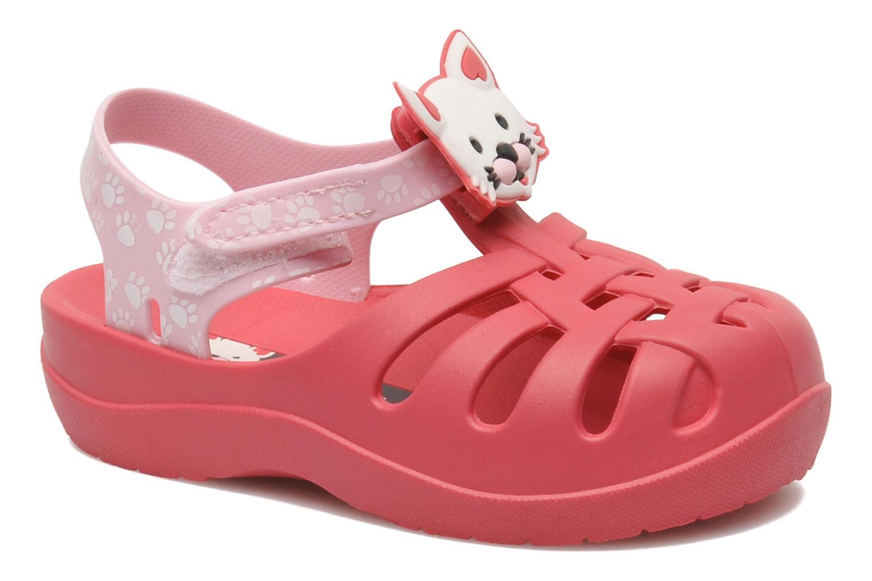 Sandales et nu-pieds Ipanema Summer Baby Rose vue détail/paire
