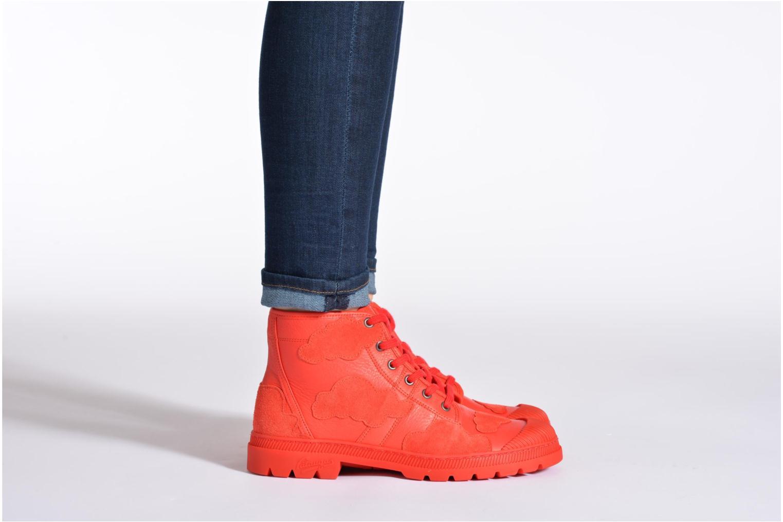 Sneakers Pataugas Authentique JCDC Cloud Zwart onder