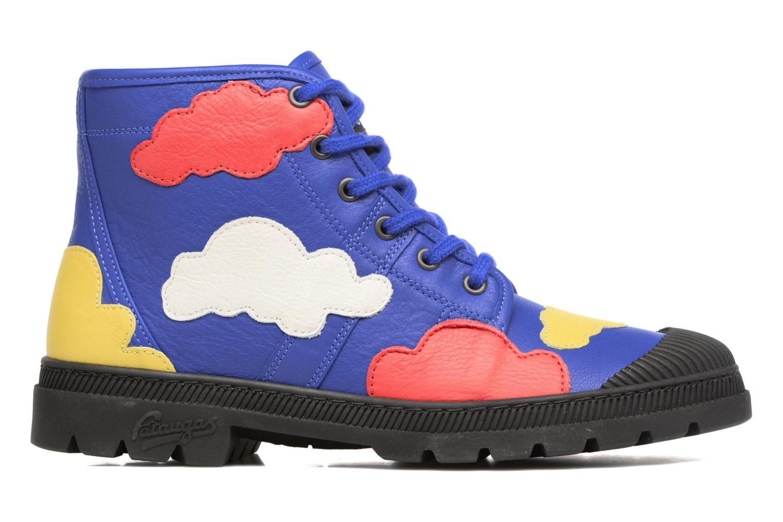 Baskets Pataugas Authentique JCDC Cloud Multicolore vue derrière