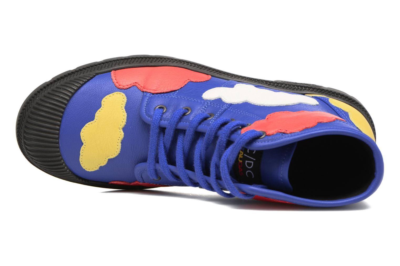 Baskets Pataugas Authentique JCDC Cloud Multicolore vue gauche