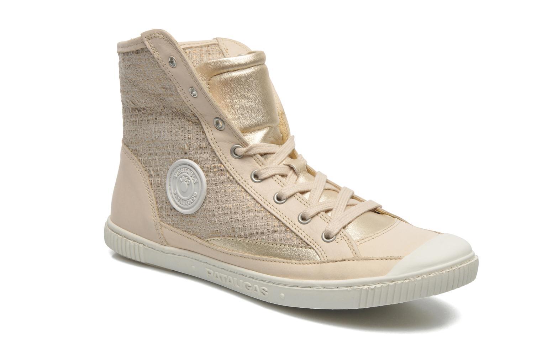 Sneaker Pataugas Bandit F gold/bronze 3 von 4 ansichten