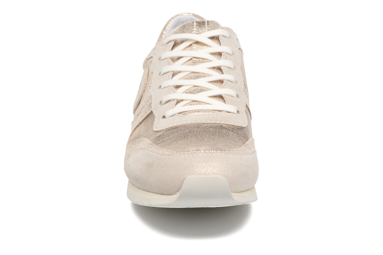 Sneaker Pataugas Idol/M gold/bronze schuhe getragen