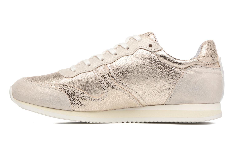 Sneaker Pataugas Idol/M gold/bronze ansicht von vorne