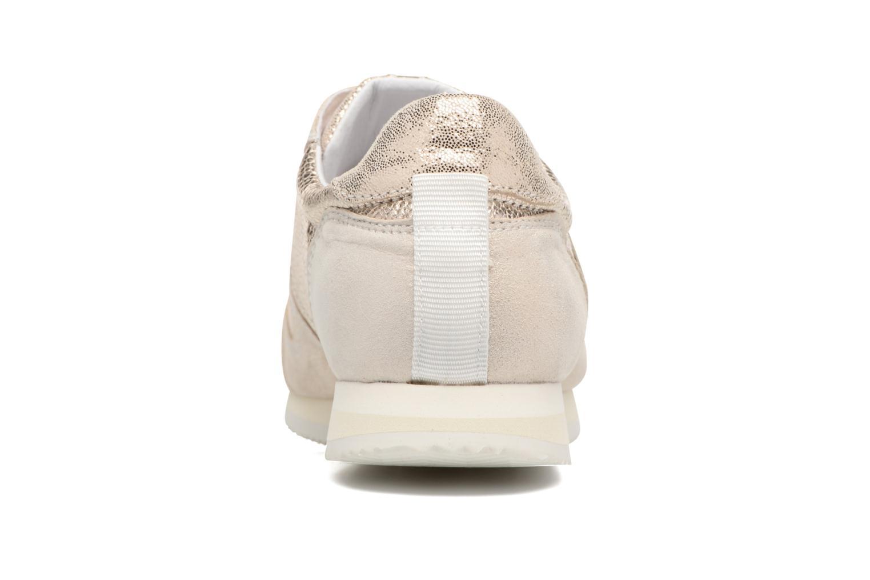 Sneaker Pataugas Idol/M gold/bronze ansicht von rechts