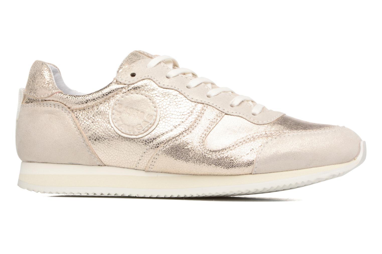 Sneaker Pataugas Idol/M gold/bronze ansicht von hinten