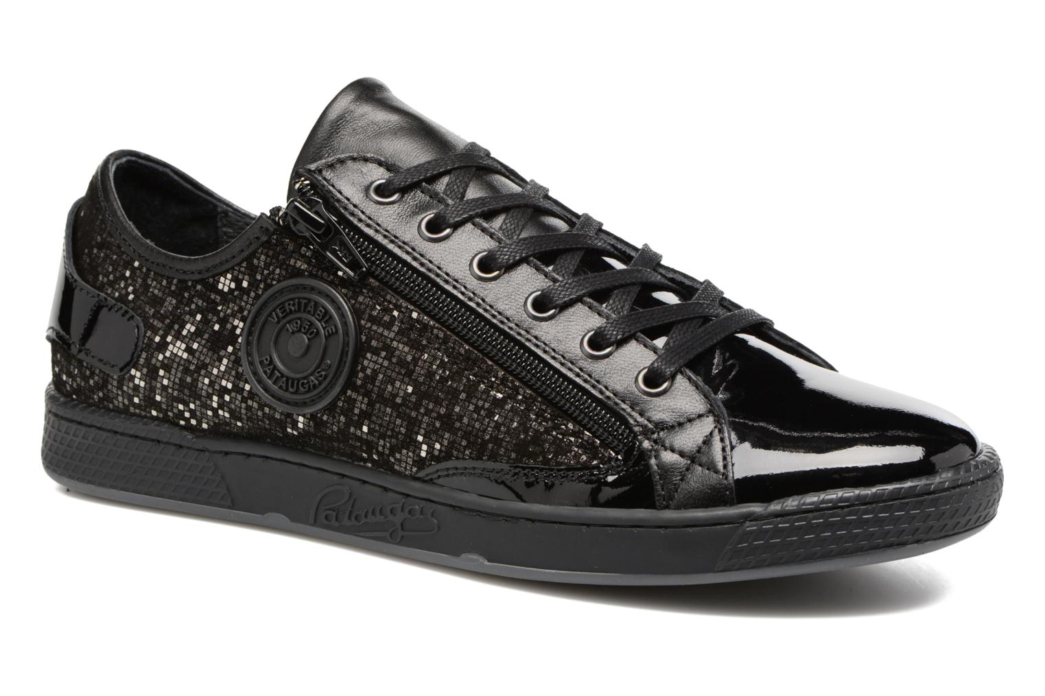 Trainers Pataugas Jester Black detailed view/ Pair view