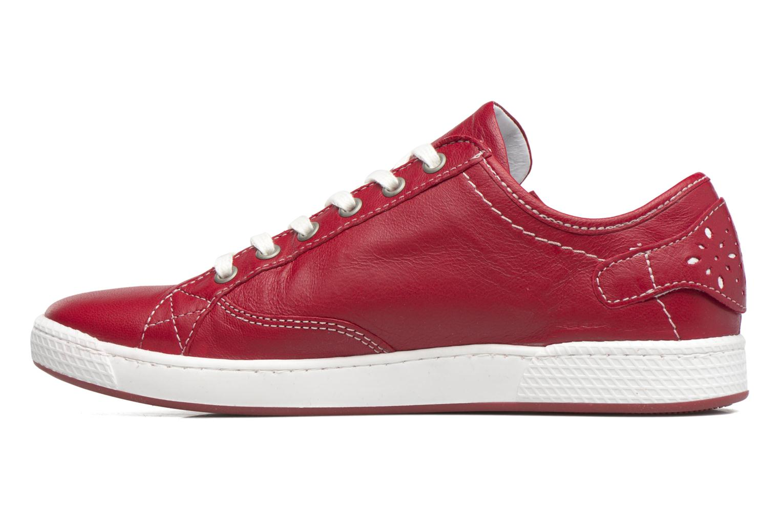 Trainers Pataugas JesterN Red front view