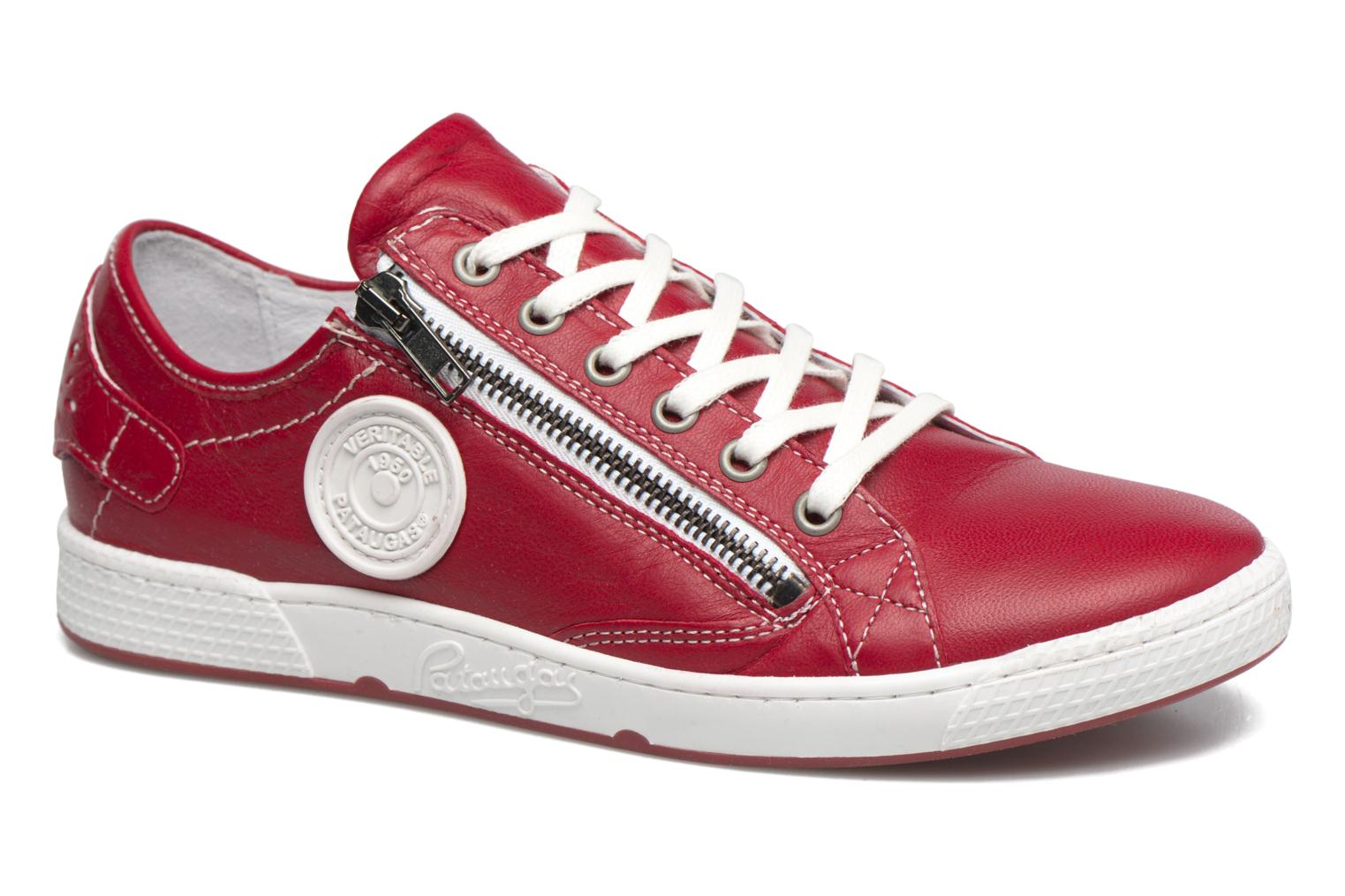 Trainers Pataugas JesterN Red detailed view/ Pair view