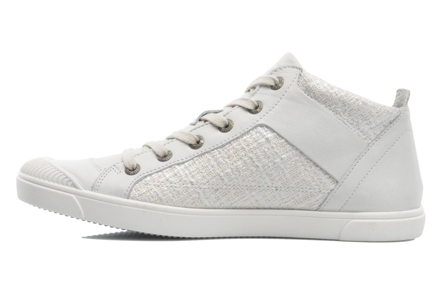 Trainers Pataugas Loann Beige front view
