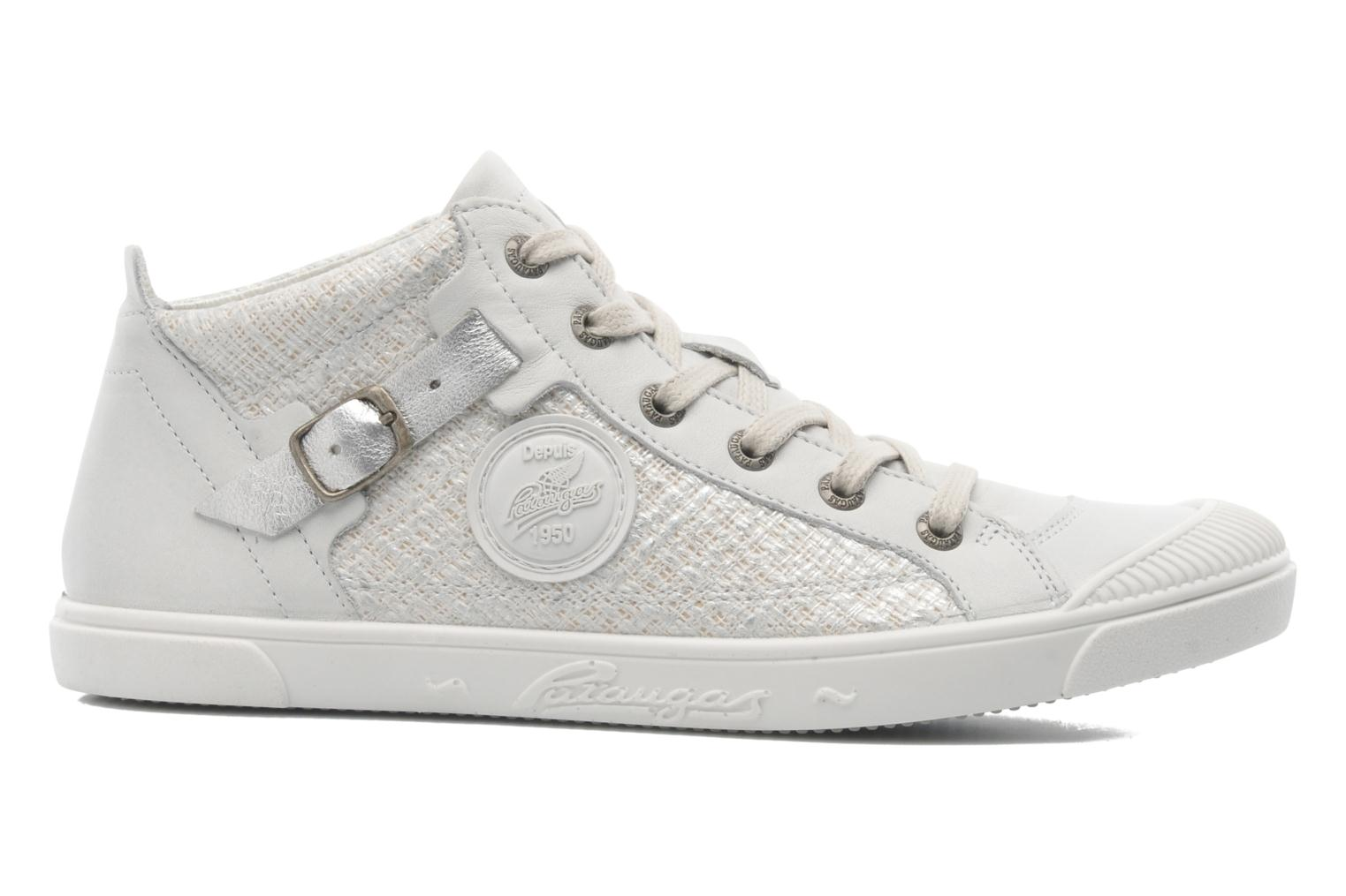 Trainers Pataugas Loann Beige back view