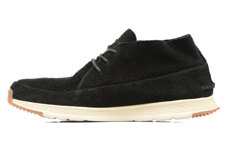 Sneaker Ransom Alta Mid schwarz ansicht von vorne