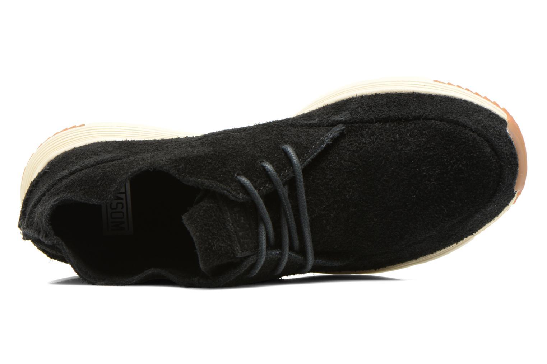 Sneaker Ransom Alta Mid schwarz ansicht von links