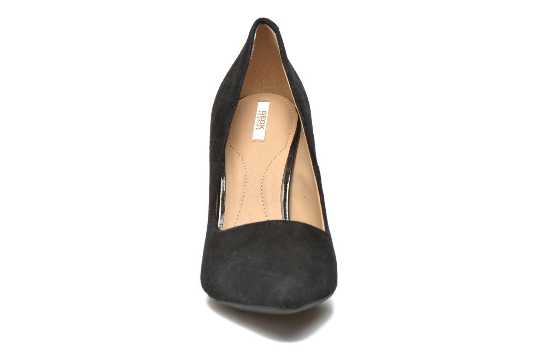 Escarpins Geox D Caroline A D42W1A Noir vue portées chaussures