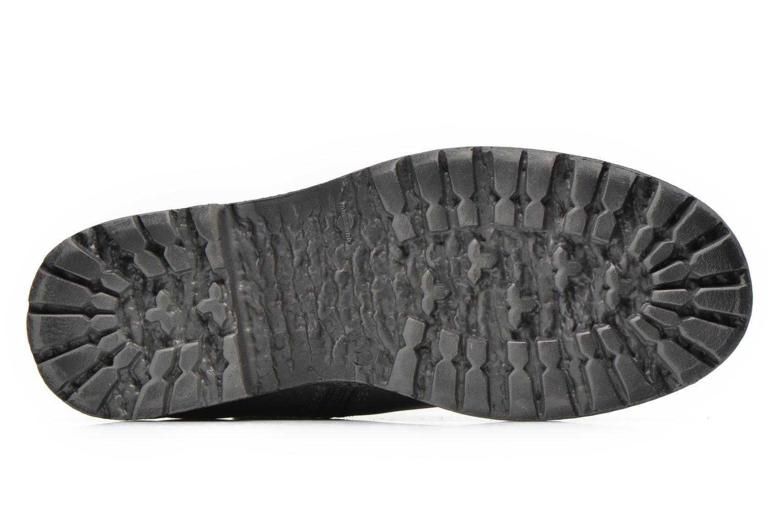 Stiefel Stones and Bones BELLE grau ansicht von oben
