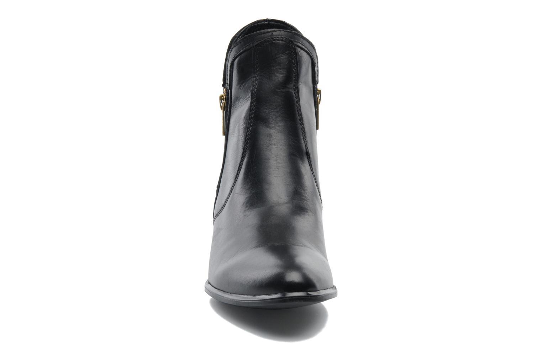 Stiefeletten & Boots Steve Madden Zipstr schwarz schuhe getragen
