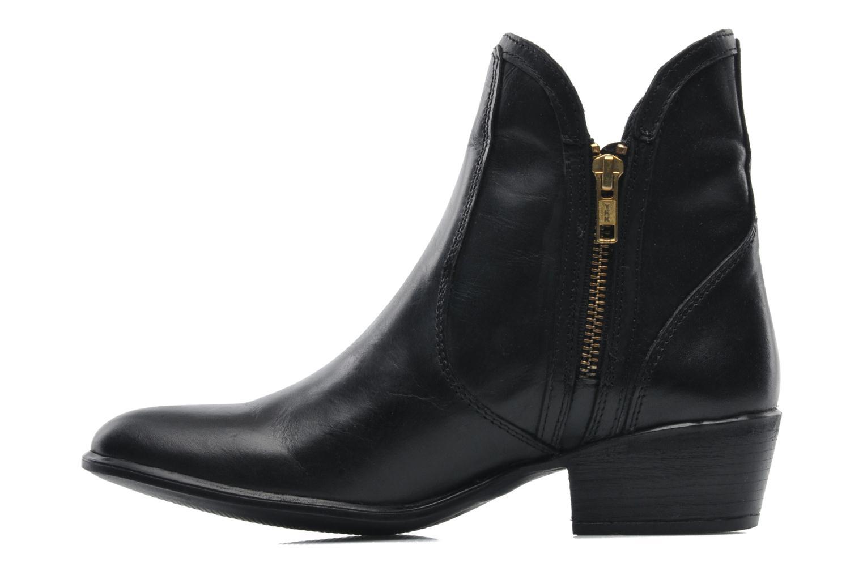 Stiefeletten & Boots Steve Madden Zipstr schwarz ansicht von vorne