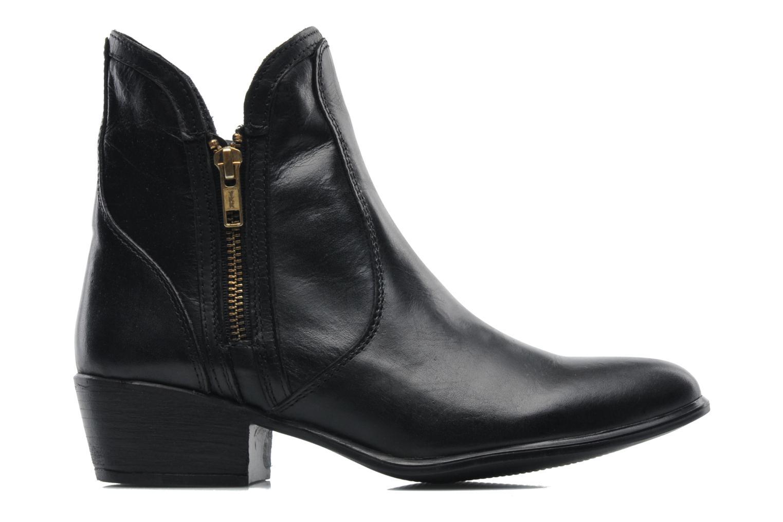 Stiefeletten & Boots Steve Madden Zipstr schwarz ansicht von hinten