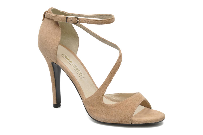 Sandalen Buffalo Sofia rosa detaillierte ansicht/modell