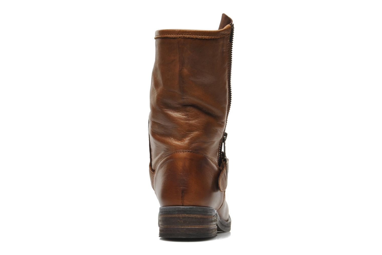 Bottines et boots Buffalo Clara Marron vue droite
