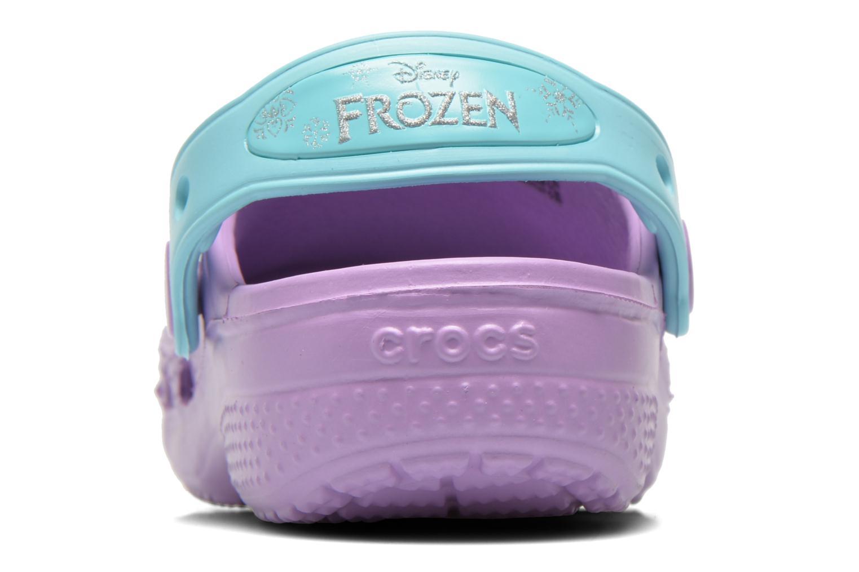 CC Frozen Clog-Iris Bleu