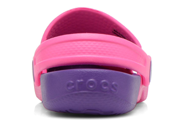 Sandalen Crocs Electro Kids Roze rechts