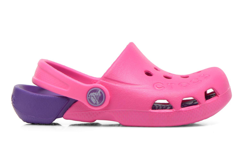 Sandalen Crocs Electro Kids Roze achterkant