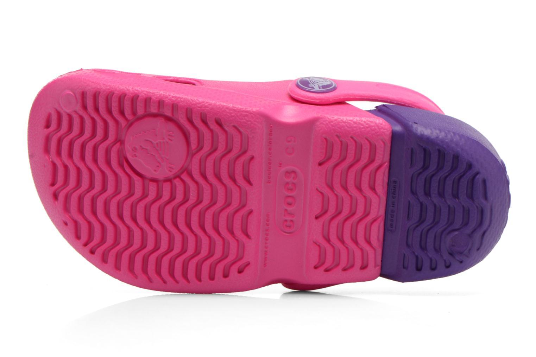 Sandalen Crocs Electro Kids Roze boven